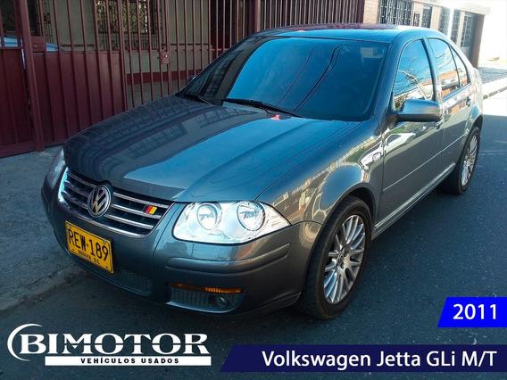 Volkswagen Jetta Confortline Gli 1,8