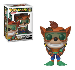 Funko Pop Crash Bandicoot 421 / Coco Bandiccot 419