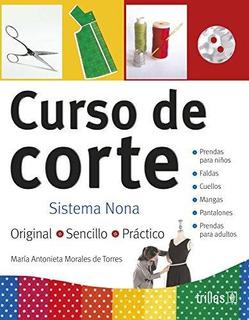 Curso De Corte - Maria Antonieta Morales De Torres / Trillas