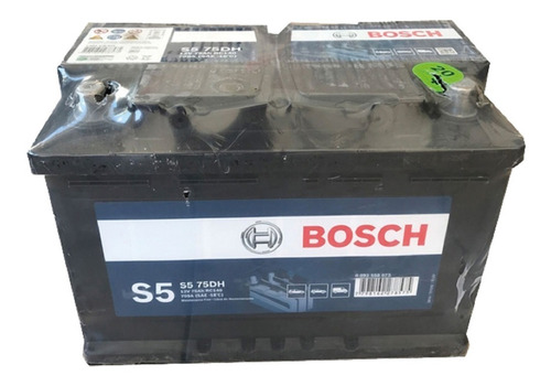 Imagen 1 de 5 de Bateria Bosch 12x85 S575dh Reforzada Cambio A Domicilio