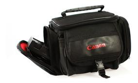 Case Bag Canon Para Cameras T5 T6 T7 T6i T7i Frete Gratis