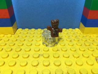 Lego 76081. Baby Groot. Marvel.