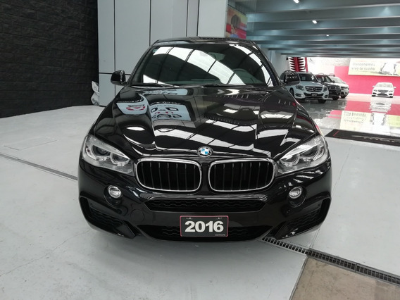 Bmw X6 M Sport 2016 Negro