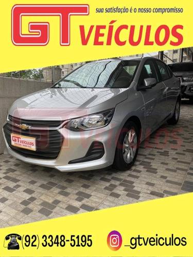Chevrolet Onix 1.0 Turbo Flex Plus Automático