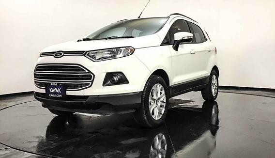 14560 - Ford Eco Sport 2016 Con Garantía At