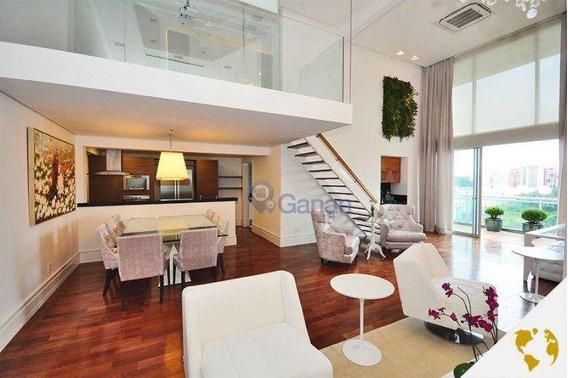 Apartamento Para Vender E Alugar No Brooklin - Ap5523