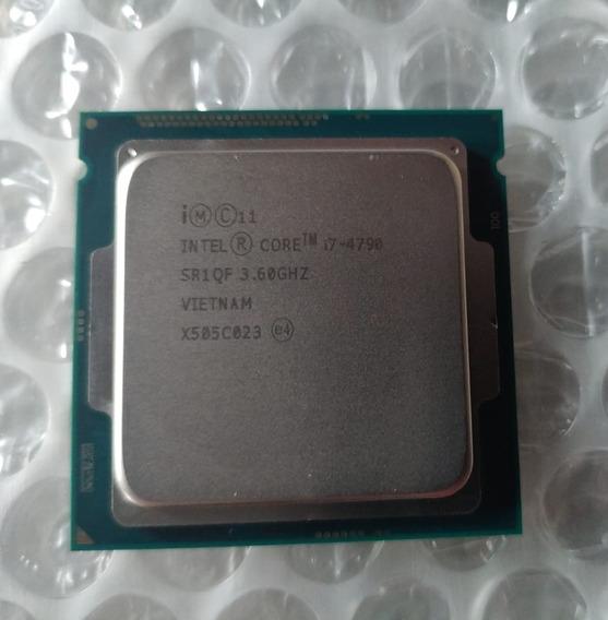 Processador Intel Core I7 4790 3,6ghz 8mb Lga1150 4ª Geração