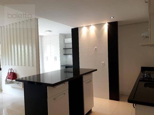 Apartamento, 42 M² - Venda Por R$ 420.000,00 Ou Aluguel Por R$ 1.900,00/mês - Três Figueiras - Porto Alegre/rs - Ap0838