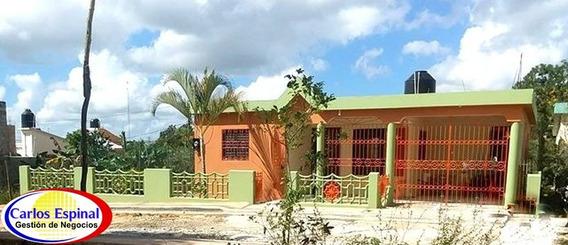 Casa De Venta En Higuey, República Dominicana Arl212