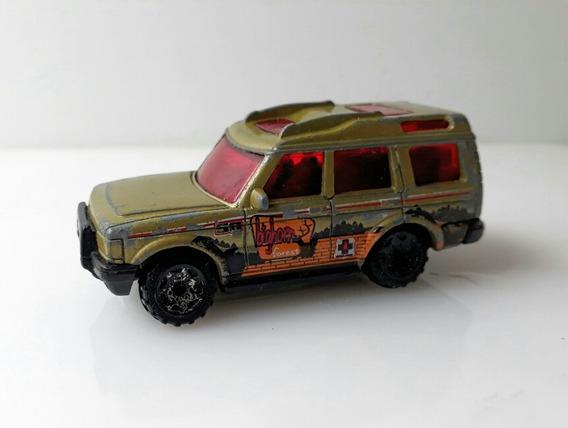 Land Rover Discovery Matchbox Loose Para Restauro