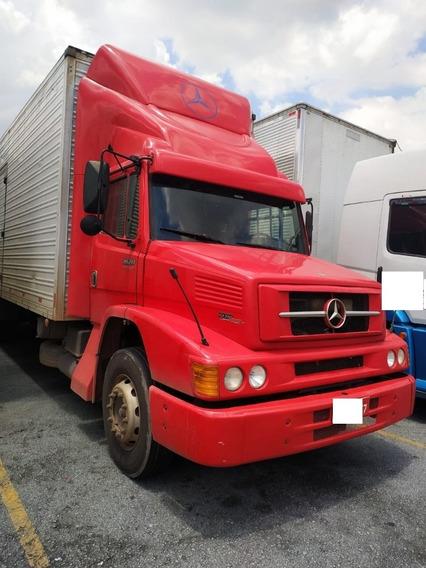 Mercedes Benz 1620 6x2 Truck 2009 No Chassi Alongado