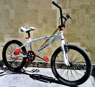 Bicicleta Bmx Fire Bird Rod20 Aluminio