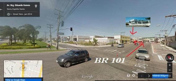 Galpão Mais Área Em Excelente Localização Comercial. - 100645