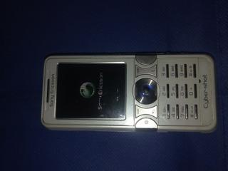 Telefono Sony Ericsson K550oi Telcel Con Detalle