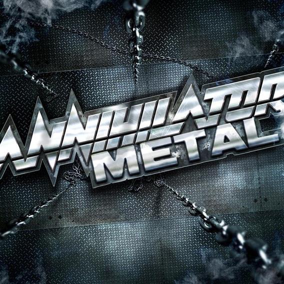 Cd Annihilator Metal