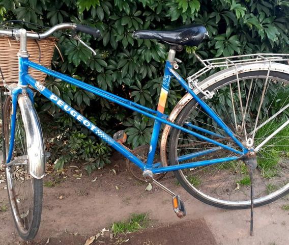 Bicicleta Peugeot Antigua