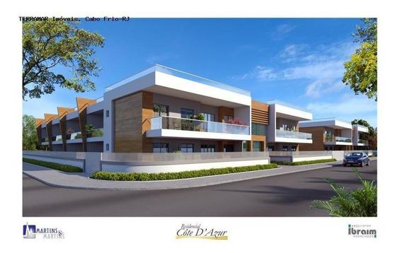 Apartamento Para Venda Em Cabo Frio, Palmeiras, 2 Dormitórios, 1 Suíte, 2 Banheiros, 2 Vagas - Lan 016_2-979366