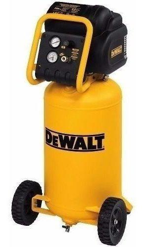 Compresor Aire Dewalt Portatil 15 Gal 57 Lts 1.6 Hp D55168