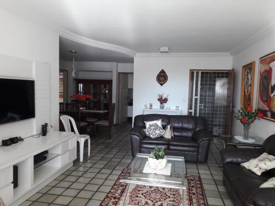 Apartamento Com 4 Dormitórios À Venda, 173 M² Por R$ 650.000,00 - Rosarinho - Recife/pe - Ap8885