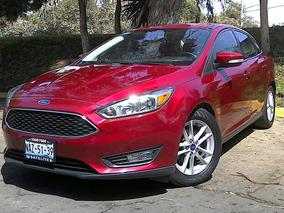 Ford Focus 2016 4p Se L4/2.0 Aut