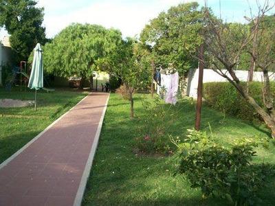 Hermosa Casa Y Terreno, 886 M2