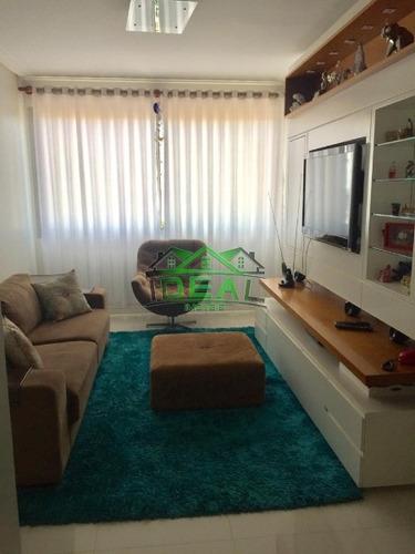 Imagem 1 de 21 de Apartamento Em Condomínio Padrão No Bairro Jardim Das Nações, 2 Dorm, 2 Vagas, 97 M - 1404