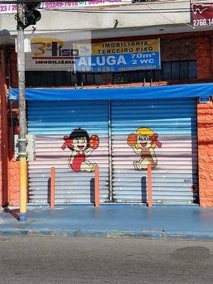 Ponto Comercial Para Alugar No Bairro Vila Ré Em São Paulo - Pc 1154-2