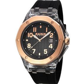 Relógio Magnum Feminino Troppo Original Garantia Mt60011p