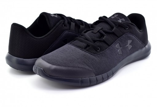 Tenis Under Armour 3 019858 001 Blk Mojo 25-31 Caballeros