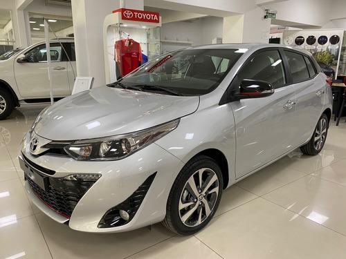 Toyota Yaris S Cvt