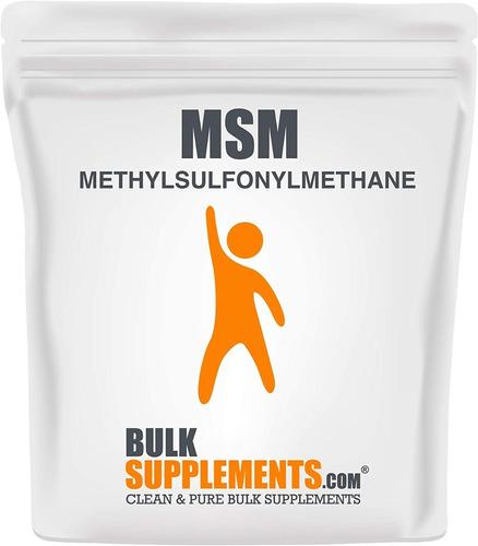 Azufre Organico Puro Msm 100% Metilsulfonilmetano