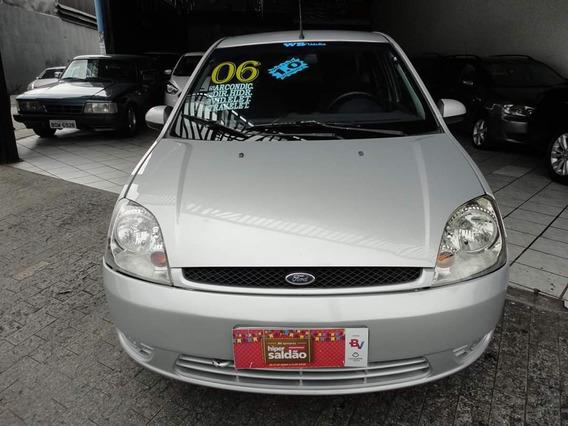 Ford Fiesta Sedan 1.0 Supercharger 4p 2006