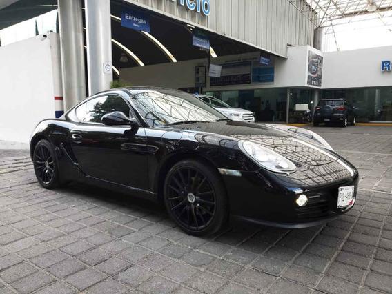 Porsche Cayman 2012 2p Coupe 2.9l