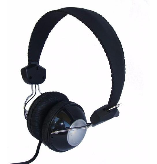 Headfone Com Microfone De Lapela (bom Por Não Quebrar)