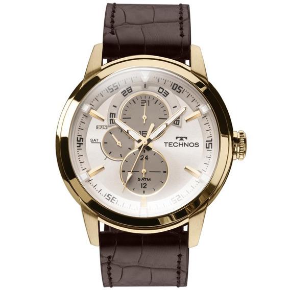 Relógio Masculino Technos Grandtech 6p57ac/2c
