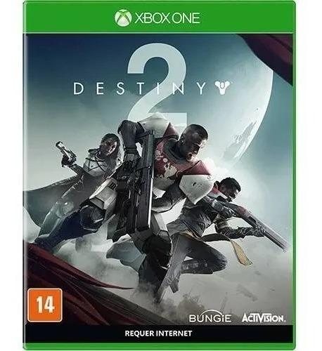 Destiny 2 Xbox One Mídia Física Nacional Lacrado - Rj