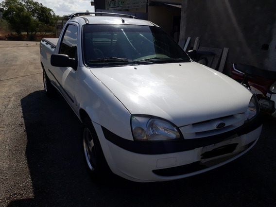 Ford Courier 1.6 L 2p 2002