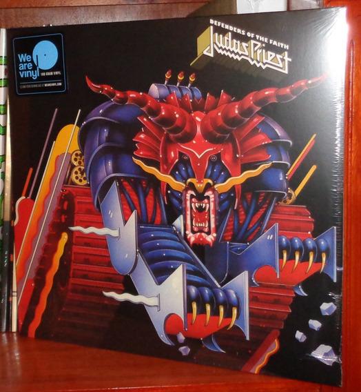 Judas Priest - Defenders Of The Faith - Lp Nuevo Cerrado Eu