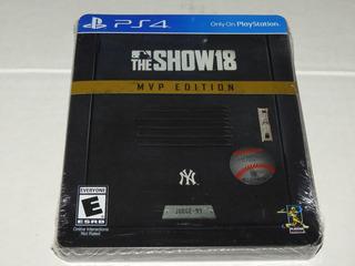 The Show 18 Mvp Edition - Ps4 Plasystation 4 - Sellado