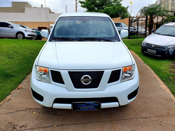 Nissan Frontier 2.5 S Cab. Dupla 4x4 2016