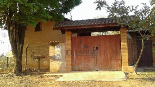 Imagem 1 de 21 de Chácara À Venda, 1000 M² Por R$ 550.000,00 - Village Campinas - Campinas/sp - Ch0474