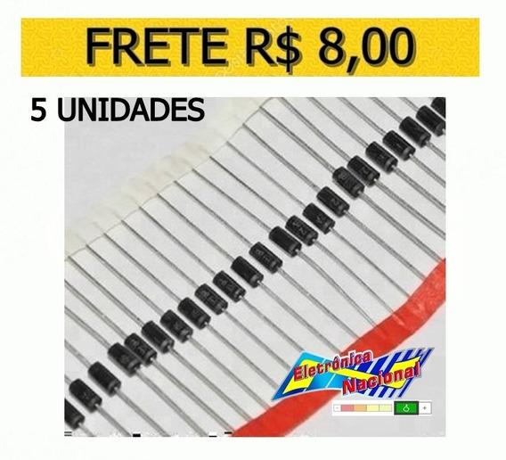 Diodo - P6ke160a - P6ke160 - 30v/100a Original - 5 Unidades