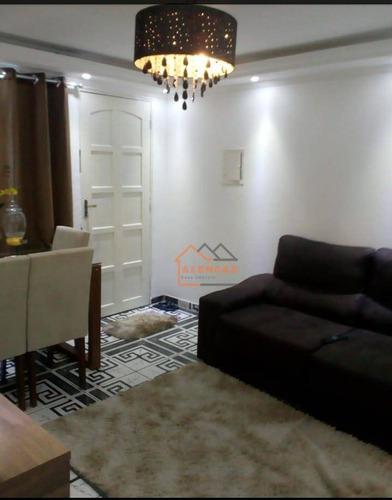 Imagem 1 de 7 de Apartamento Com 2 Dormitórios À Venda, 40 M² Por R$ 155.000,00 - Colônia (zona Leste) - São Paulo/sp - Ap0069