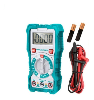 Tester Multimetro Digital Profesional Total - Tofema