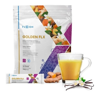 Bebida Fuxion Golden Flx Articulaciones Anti Inflamatorio