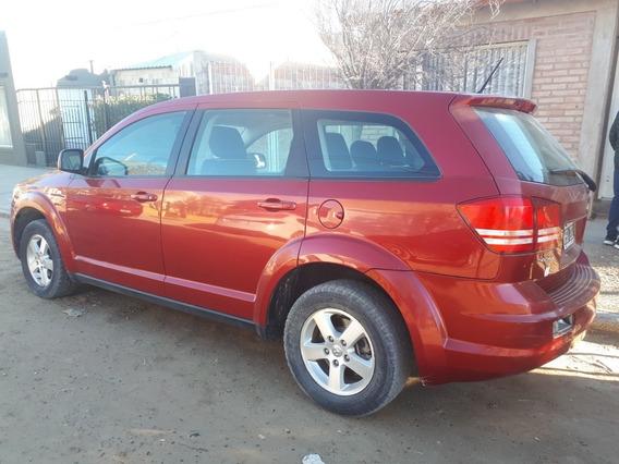 Dodge Journey 2.4 Sxt 2009