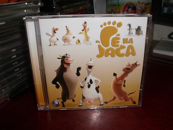 Pé Na Jaca-nacional-2006-cd Lacrado