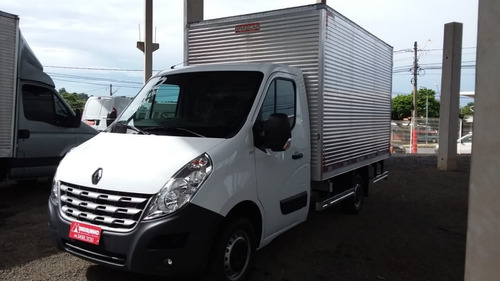 Renault Master Chassi Cabine Modelo 2022 Pack-luxo