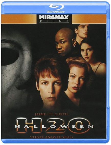 Halloween H20 Veinte Años Despues Pelicula Blu-ray