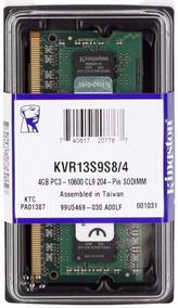 Memória Ddr3 1333mhz 4gb iMac 27-inch Mid 2011 I5 I7